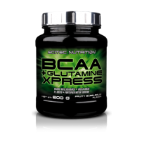 BCAA + GLUTAMINE XPRESS - SCITEC NUTRITION