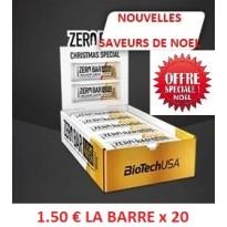 ZERO BAR - BIOTECH USA