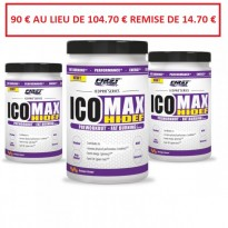 PACK 3 ICOMAX HI-DEF 500g - FIRST IRON SYSTEMS