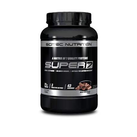 SUPER 7 / 1300g - SCITEC NUTRITION