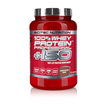 100% WHEY PROFESSIONAL + ISO 870g - SCITEC NUTRITION