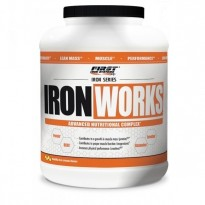 IRON WORKS 2200g - FIRST IRON SYSTEMS