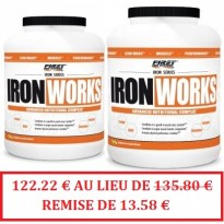 2 IRON WORKS 2200g - FIRST IRON SYSTEMS