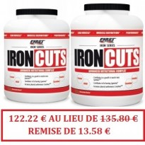 2 IRON CUTS 2200g - FIRST IRON SYSTEMS