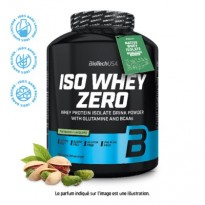 Iso Whey Zero - BIOTECH USA