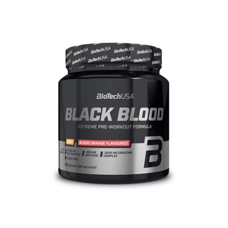 BLACK BLOOD NOX+ 330g - BIOTECH USA
