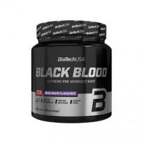 BLACK BLOOD CAF+ 300g - BIOTECH USA