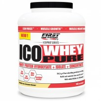 ICO WHEY PURE 1000g - FIRST IRON SYSTEMS