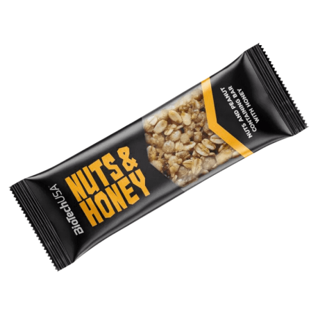 NUTS & HONEY - BIOTECH USA