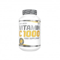 VITAMIN C 1000 - BIOTECH USA