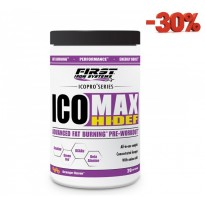 ICOMAX HI-DEF 500g - FIRST IRON SYSTEMS