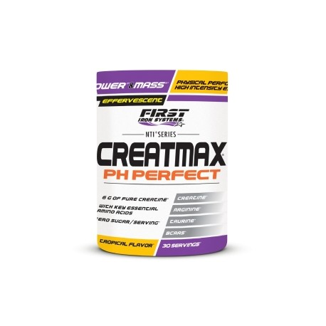 CREATMAX PH PERFECT 450g - FIRST IRON SYSTEMS