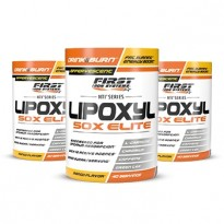 PACK 3 LIPOXYL 50 X ELITE - FIRST IRON SYSTEMS