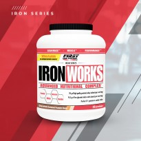 IRON WORKS 1100g - FIRST IRON SYSTEMS