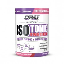 ISOTONIC ENERGY 600g  - FIRST IRON SYSTEMS