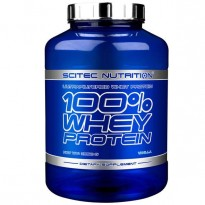 100% WHEY PROTEIN 920g -SCITEC NUTRITION