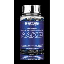 AAKG 100 capsules - SCITEC NUTRITION