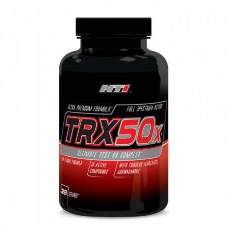 TRX 50X 140 capsules - NTI