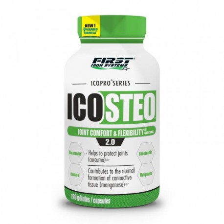 ICOSTEO 2.0 - FIRST IRON SYSTEMS