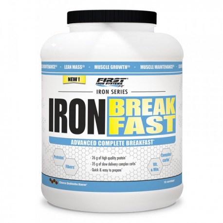 IRON BREAKFAST 1200g - FIRST IRON SYSTEMS