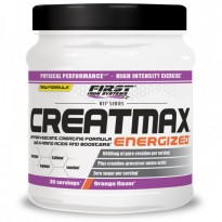 CREATMAX ENERGIZED 450g - FIRST IRON SYSTEMS
