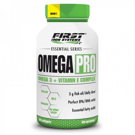 OMEGA PRO -FIRST IRON SYSTEMS