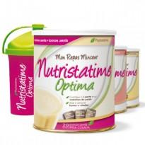 Pack 3  NUTRISTATIME OPTIME + SHAKER OFFERT - PHYTOSTATINE