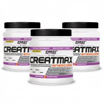 Pack 3 CREATMAX ENERGIZED - FIRST IRON SYSTEMS