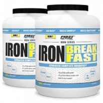 Pack 2 IRON BREAKFAST 1200g - FIRST IRON SYSTEMS