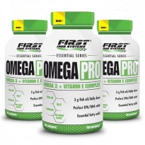 Pack 3 OMEGA PRO - FIRST IRON SYSTEM