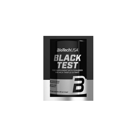 BLACK TEST 90 capsules -BIOTECH USA