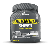BLACKWEILER SHRED 480g - OLIMP SPORT NUTRITION