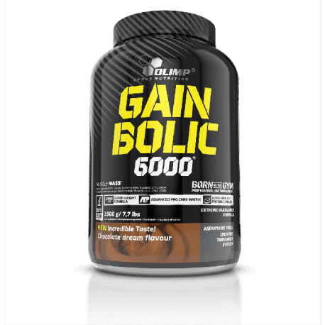 GAIN BOLIC 6000 - OLIMP SPORT NUTRITION